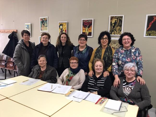Un total de dotze persones participen en el taller de millora de la memòria al terme de Llardecans