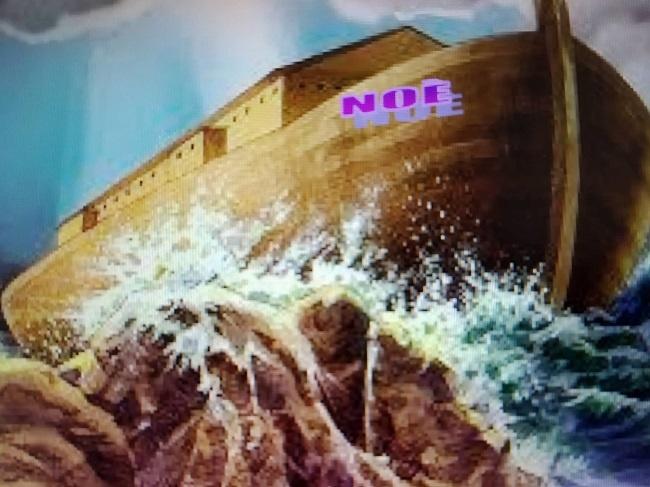 cartell obra teatre noé al port hamburg