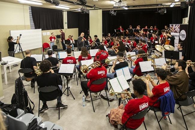 The Django Orchestra de l'EMMCA interpretarà dos temes del seu repertori a La Gala + IN de la Fundación Grupo SIFU
