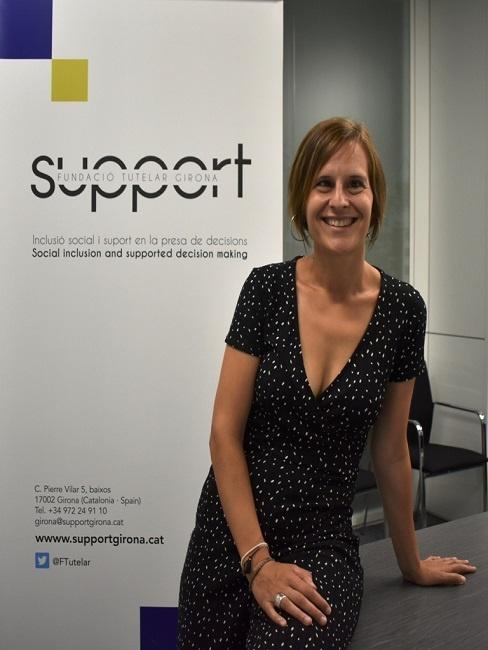 support programa voluntariat persones acompanyades