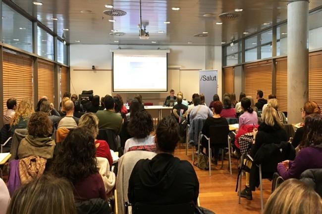 professionals clausura curs competència cultural salut mental