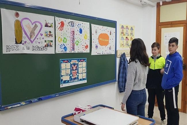 Més de 6.800 estudiants i 92 mestres de Barcelona participen al 36è concurs escolar del Grup Social ONCE