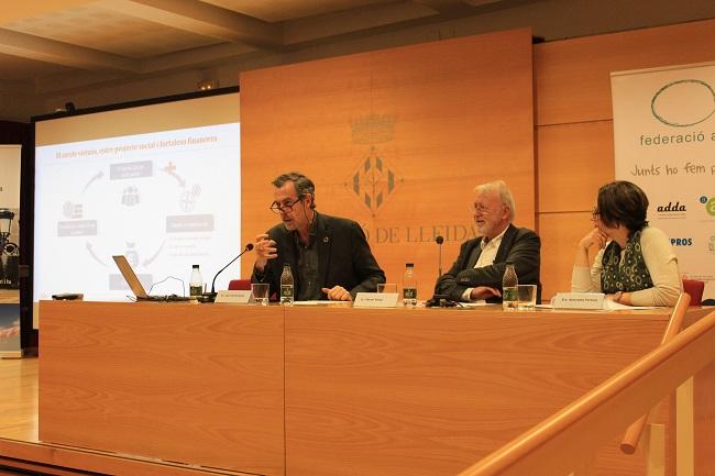 Es presenta a Lleida el 'Llibre Blanc' de les persones amb discapacitat als CETs de Catalunya