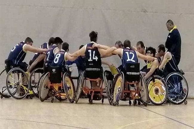 Victòries del Costa Daurada, Bamesad i Comkedem a la Lliga Catalana de bàsquet en cadira de rodes