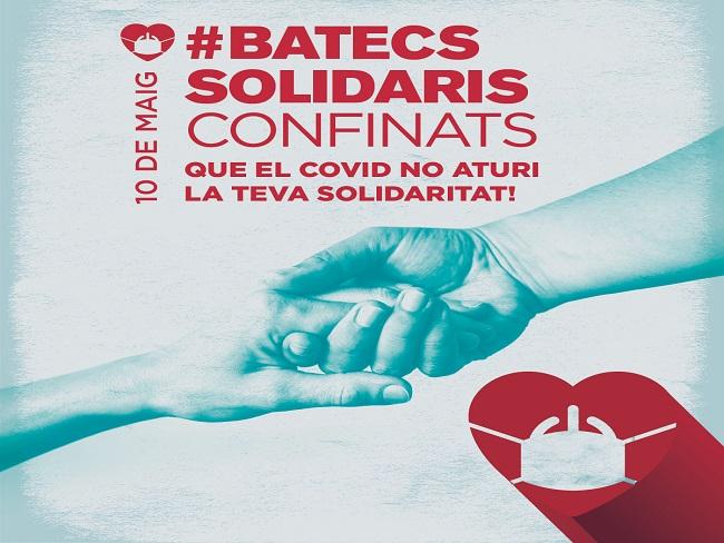 La cursa dels Batecs Solidaris es farà de forma virtual i a través de les xarxes