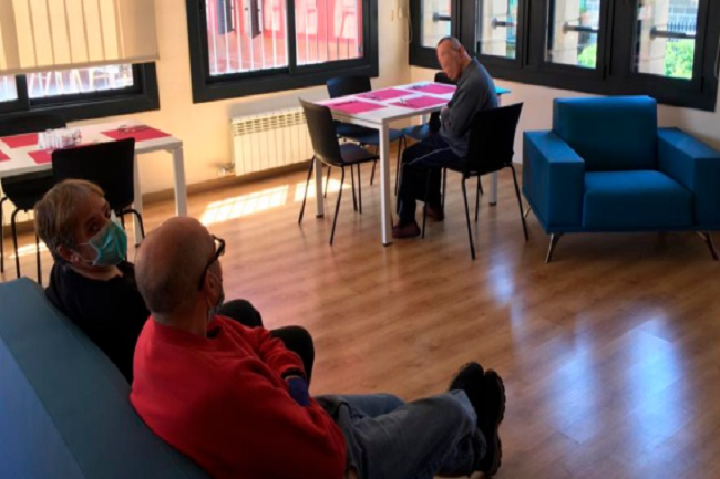 Barcelona habilita un habitatge per atendre persones amb discapacitat en risc d´exclusió