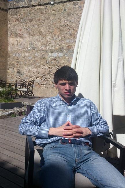 """Àlvaro Solà: """"No m'amago darrere la meva discapacitat per mostrar que tot és impossible"""""""