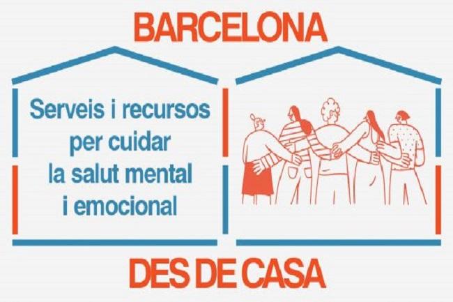 Barcelona publica una guia amb de recursos per cuidar la salut mental dels ciutadans