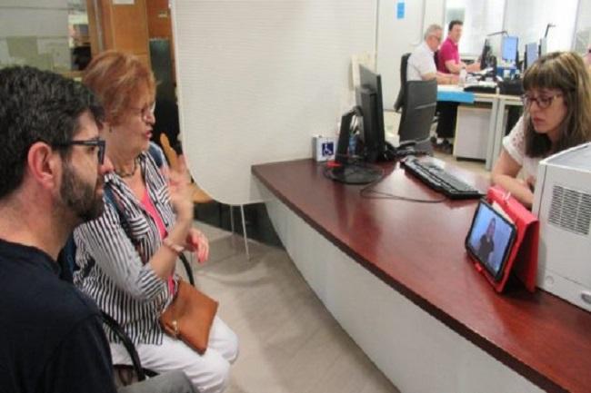 Es reprenen els serveis presencials d'atenció al públic i assessorament laboral de l'IMPD