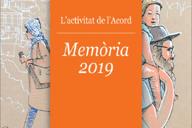 portada memòria 2019 acord ciutada