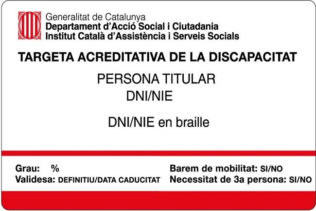 TASF habilita la bústia d'Atenció al Ciutadà per fer consultes sobre revisions del grau de discapacitat