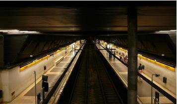 estació metro ciutadella vila olimpica