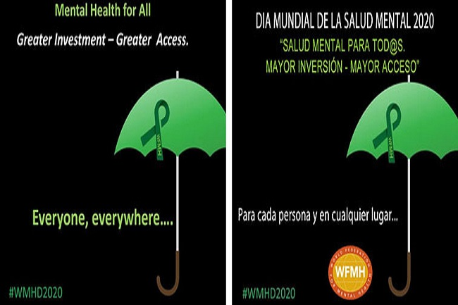 cartell dia mundial salut mental 2020
