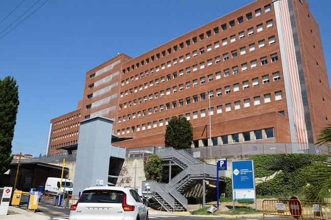 ascensors parquing accessible hospital universitari vic