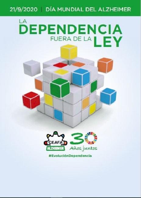 cartell campanya la dependencia fora la llei