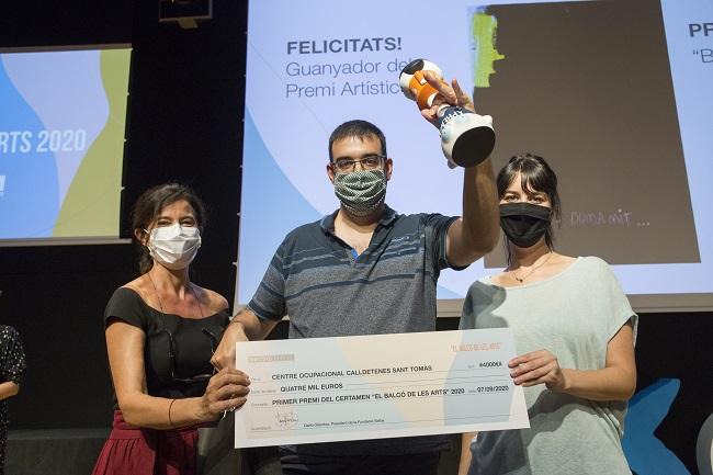 gerard pujol premi balcó de les arts 2020