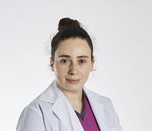 María de los Ángeles Serrano Moreno podòleg i peu diabètic