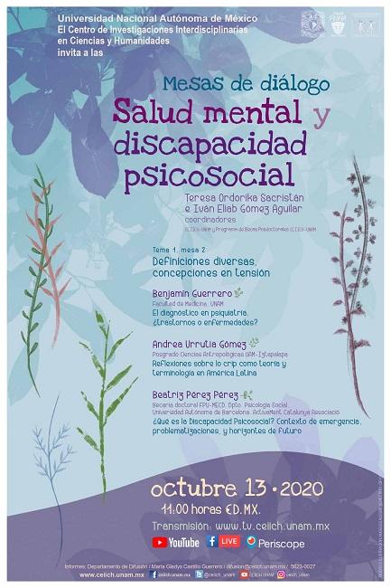 programa taules dialeg discapacitat psicosocial