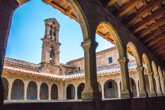 subvenció claustre monestir sant tomas riudeperes