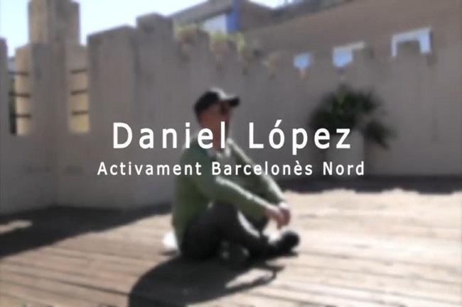 daniel lópez activament barcelonès nord