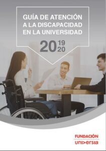 guia atencio discapacitat universitat fundacio universia