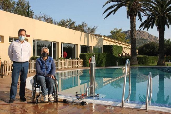 mifas conveni impulsar turisme accessible càmpings