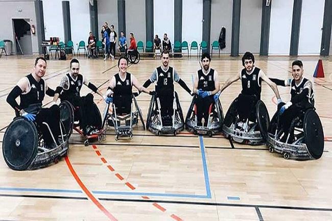 barcelona universitari club rugbi cadira de rodes