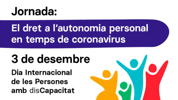 jornada dret autonomia personal temps coronavirus