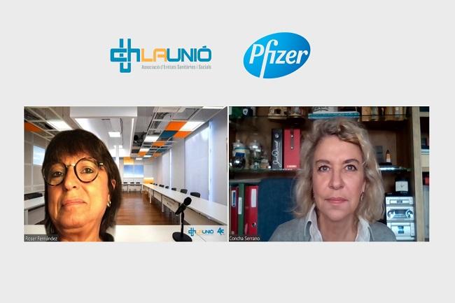 la unio pfizer colaboracio projecte +futur