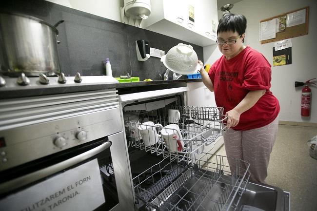 llar residència osona discapacitat intelectual