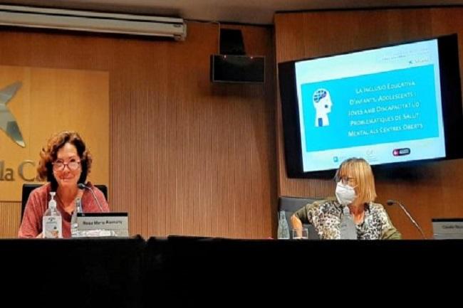 model inclusió infants discapacitat centres oberts