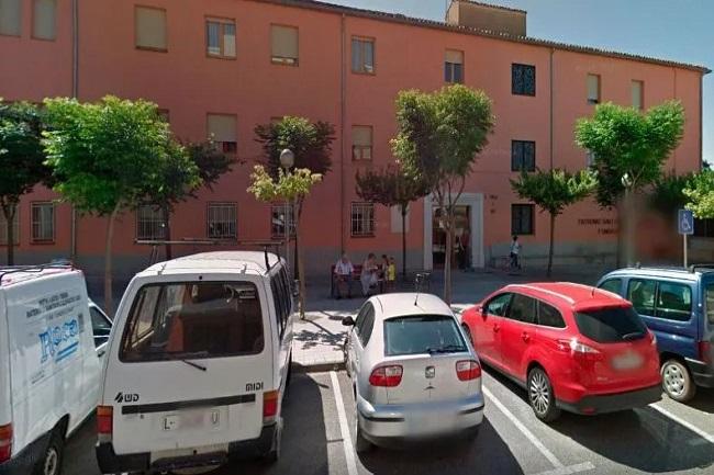 residencia geriatrica sant hospital de tremp
