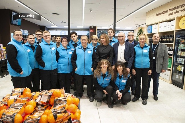 supermercats caprabo ampans