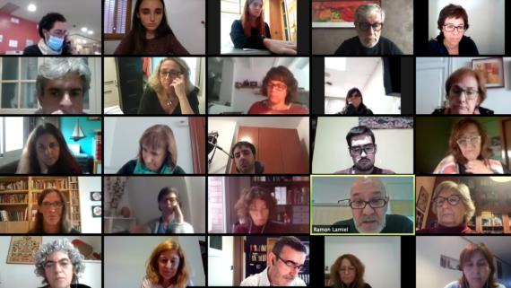 videoconferència