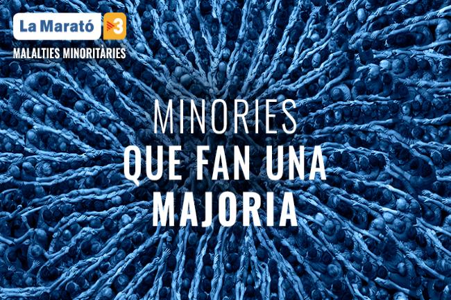 la marato tv3 malalties minoritàries
