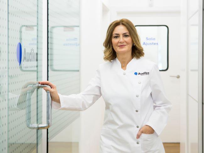 Ana Soto Ruiz Audika problemes auditius i salut mental