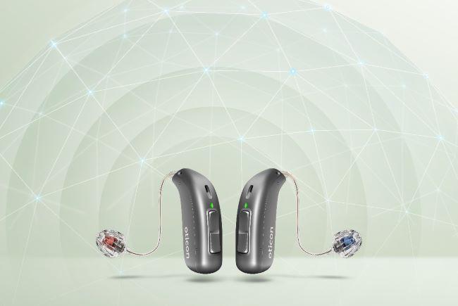 Oticon More audífon