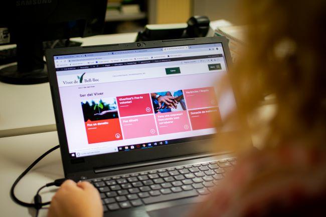 formació habilitats digitals fundacio viver bell lloc