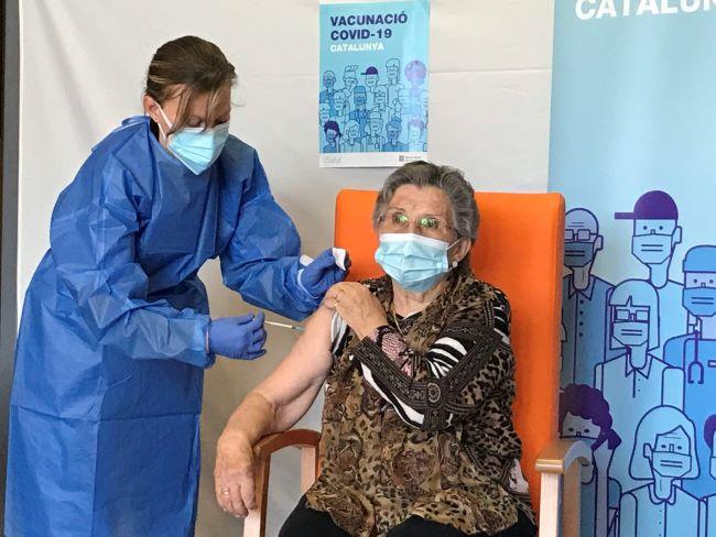 residencies segona dosi vacuna contra la covid