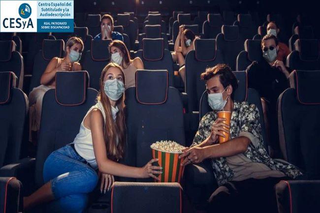 accessibilitat cinema adaptat 2020