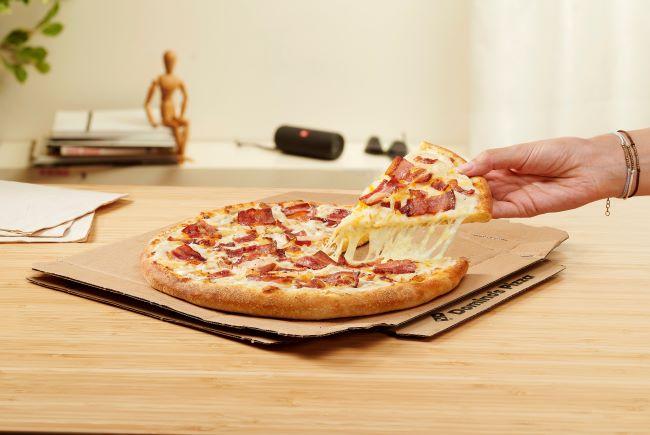 dominos pizza recaptacio botiga vic
