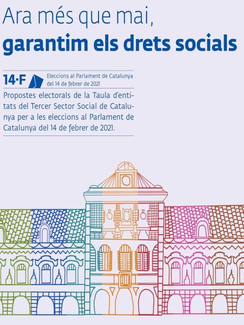 propostes politiques socials taula tercer sector