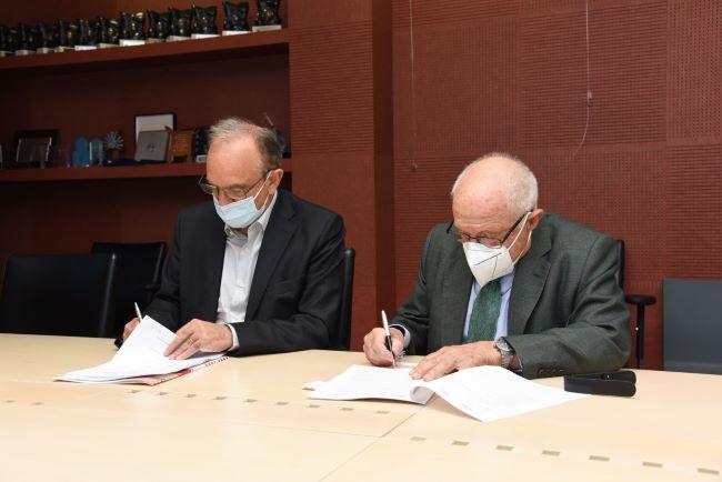 Signatura contracte institut deteccio precoç autisme