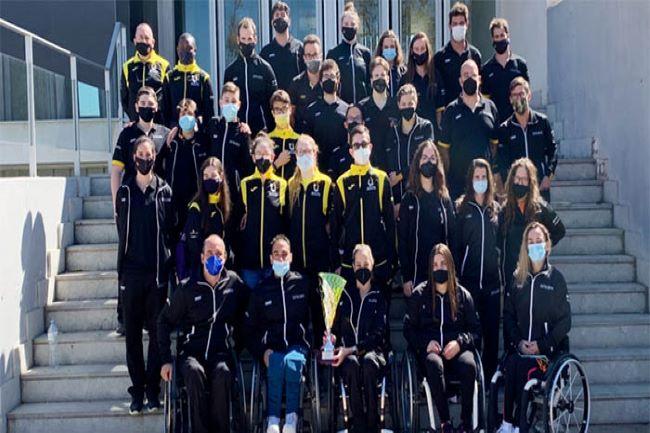 catalunya campionat natació comunitats autonomes