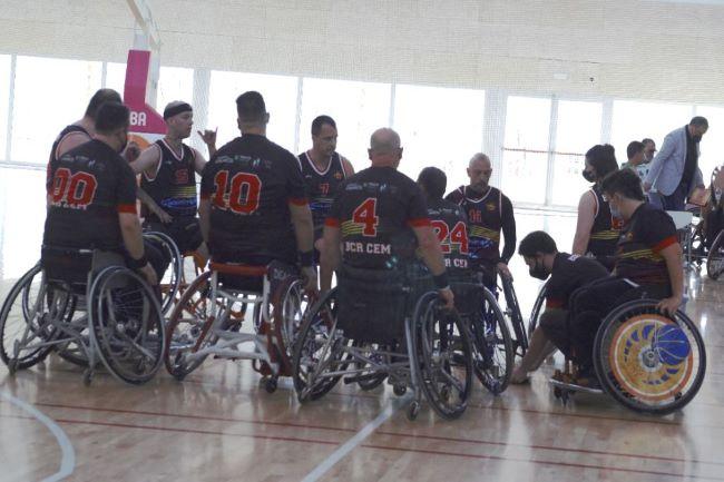 bcr cem l'hospitalet liga nacional basquet cadira rodes
