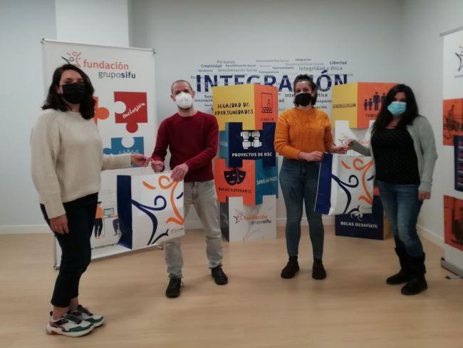 campanya donació mascaretes grupo sifu
