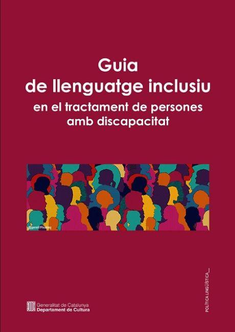portada de la guia de llenguatge inclusiu