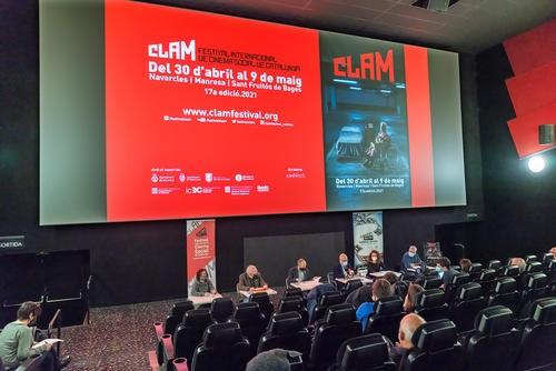 presentació del festival Clam