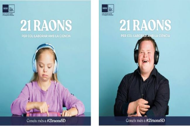 persones amb síndrome de down