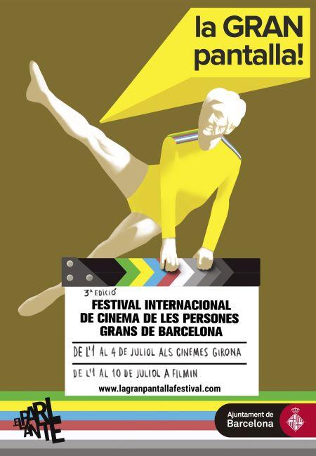 cartell festival la gran pantalla 2021